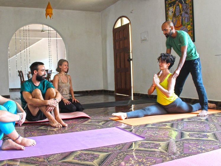 Yog Temple Goa India 7