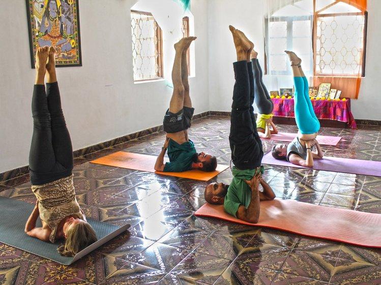 Yog Temple Goa India 8