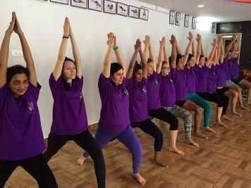 Yogadarshanam 200 Hour (28 Nights / 29 Days) Yoga Teacher Training  Course