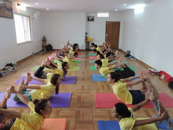 Yogadarshanam 300 Hour (26 Nights / 27 Days) Yoga Teacher Training