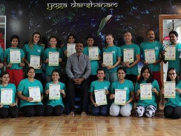 Yogadarshanam 200 Hour (26 Nights / 27 Days) Ashtanga Vinyasa Yoga Teachers Training