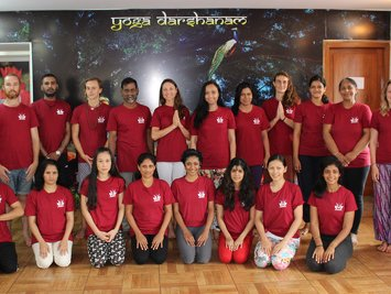 Yogadarshanam 300 Hour (26 Nights / 27 Days) Ashtanga Yoga teacher Training