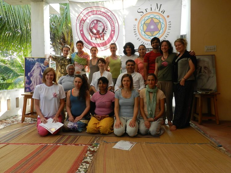 SriMa International School of Transformational Integral Hatha Yoga India Pondichery India 3
