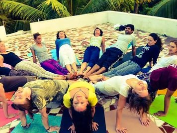 SriMa International School of Transformational Integral Hatha Yoga India 200 Hour (20 Nights / 21 Days) Yoga Teacher Training