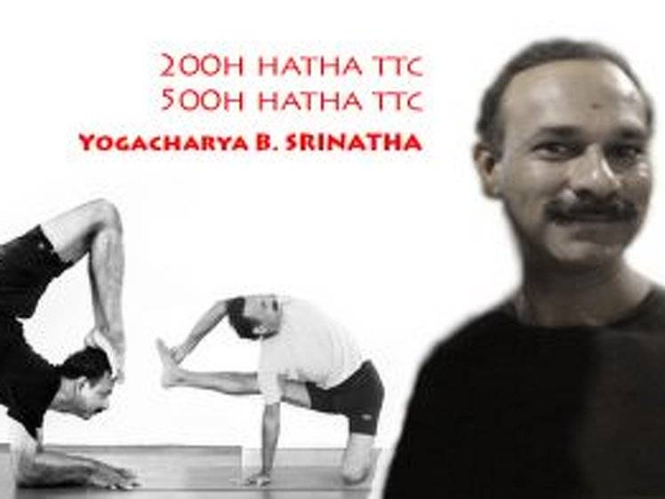 Nirvana Yoga Shala Mysore India 1