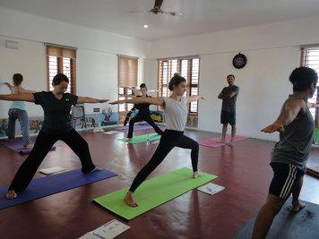 Nirvana Yoga Shala 100 hours Hatha Yoga