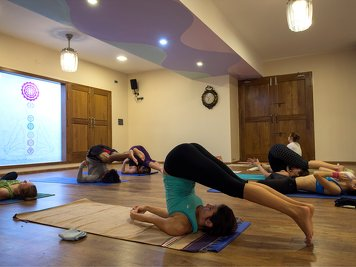Nirvana Yoga Shala 200 Hour (25 Nights / 26 Days) Ashtanga Yoga TTC