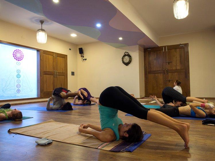 Nirvana Yoga Shala 200 Hours Ashtanga Yoga TTC 1