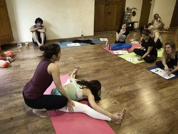 Nirvana Yoga Shala 300 Hour (25 Nights / 26 Days) Ashtanga Yoga TTC