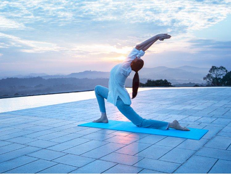 Atmantan Wellness Resort (For Indian Residents) Journey Through Yoga Program 2