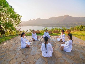 Atmantan Wellness Resort (For Indian Residents) 7 Nights / 8Days Yoga Retreat