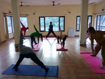 Yoga Bhawna Mission 13 Nights / 14 Days Yoga Retreat