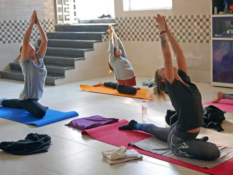 International Yoga and Meditation Society Rishikesh India 1