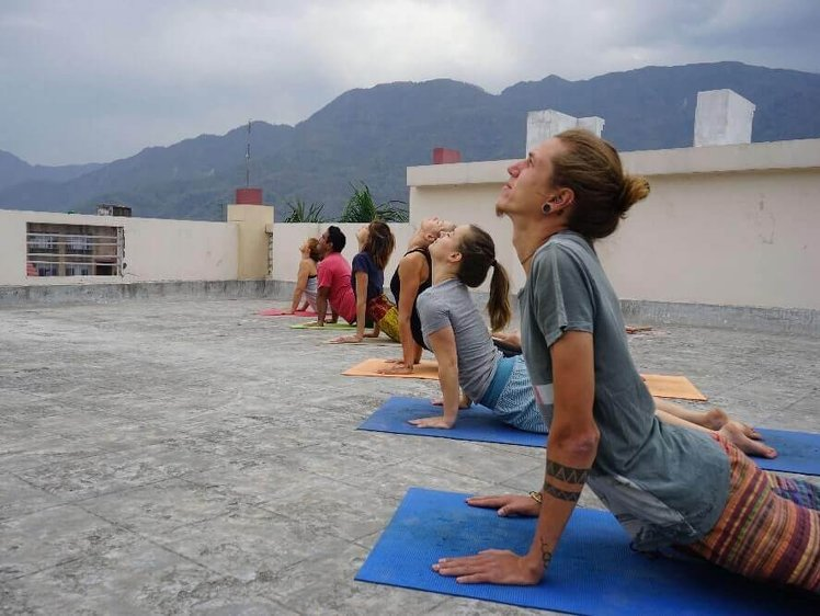 International Yoga and Meditation Society Rishikesh India 3