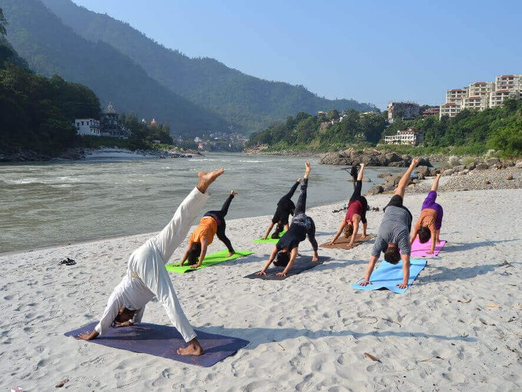International Yoga and Meditation Society Rishikesh India 5