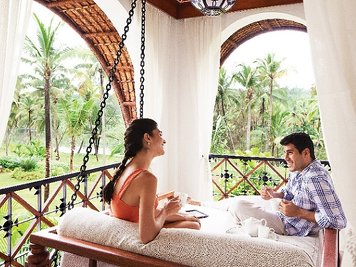 Taj Bekal Resort & Spa Ayurveda Rejuvenation Program Superior Charm with Balcony