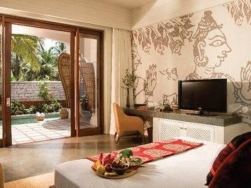 Taj Bekal Resort & Spa Ayurveda Rejuvenation Program Deluxe Villa with Plunge Pool