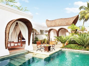Taj Bekal Resort & Spa Ayurveda Rejuvenation Program Premium Indulgence Villa with Plunge Pool