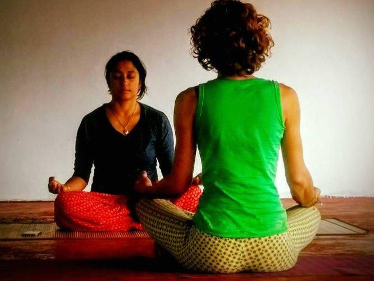 RU Yoga School Goa INDIA 1