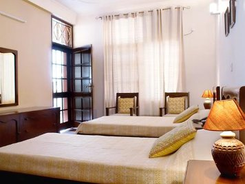 Ayurveda Bhavan Suite Rooms