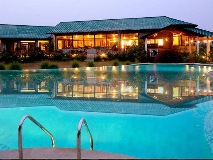 Aahana Resort Ramnagar India 1