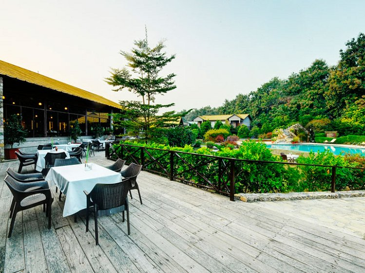 Aahana Resort Ramnagar India 5