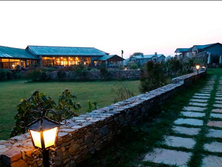Aahana Resort Ramnagar India 6