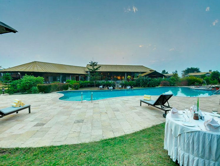 Aahana Resort Ramnagar India 2