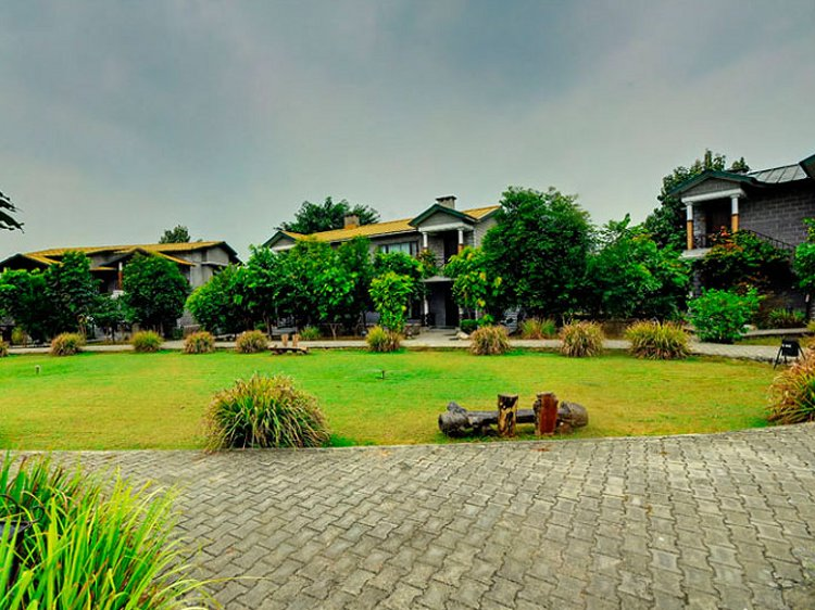 Aahana Resort Ramnagar India 12
