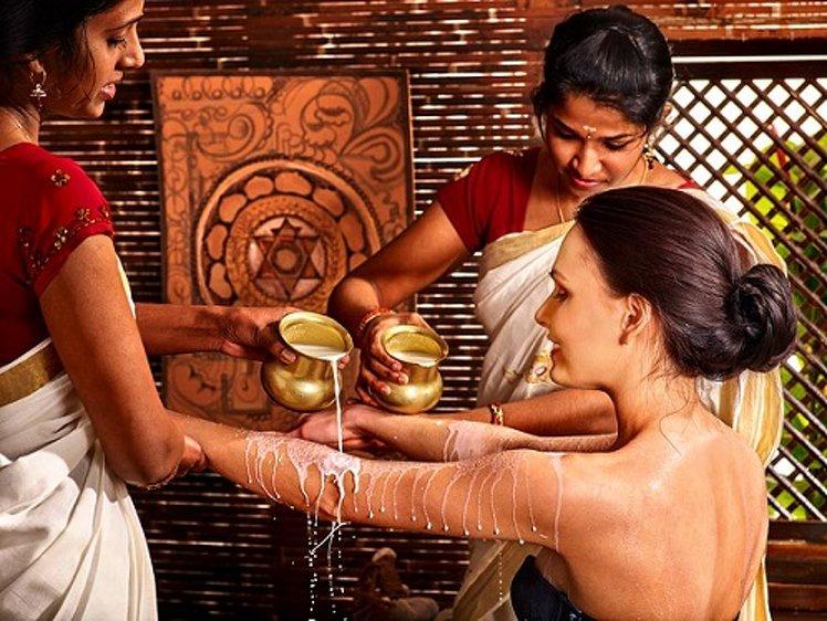 Aahana Resort Body Detoxification Program 1