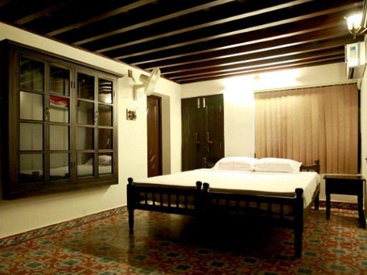 Perumbayil Ayurveda Mana Thrissur India 7