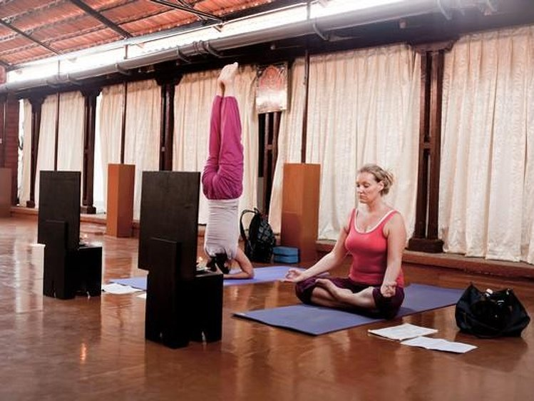 Mysore Mandala 200 Hrs Yoga Teacher Training 1