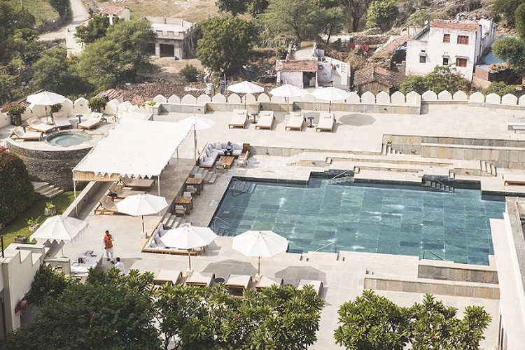 RAAS Devigarh Udaipur India 17