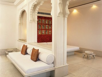 RAAS Devigarh Raas Relaxation Retreat Program Palace Suite