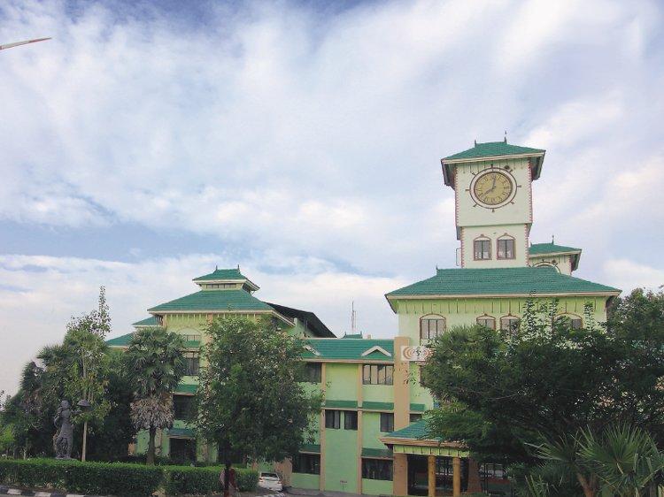 Ahalia Ayurvedic Hospital Palakkad India 2