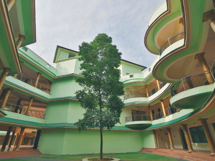 Ahalia Ayurvedic Hospital Palakkad India 5