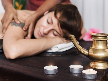 Ahalia Ayurvedic Hospital 13 Nights / 14 Days Preventive Package (For Indian Citizens)