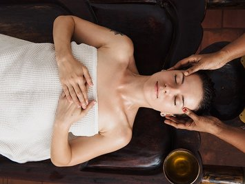 Ahalia Ayurvedic Hospital 20 Nights / 21 Days Stress Relief (For Indian Citizens)