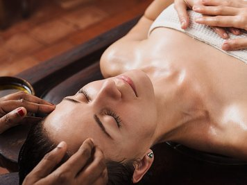 Ahalia Ayurvedic Hospital 6 Nights / 7 Days Stress Relief (For Non Indian Citizens)