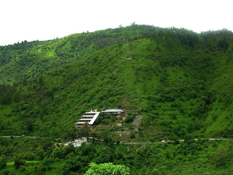 Satvik Sadan Nainital India 1