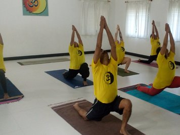 Mysore Hatha Yoga Kendra 27 Nights / 28 Days Hatha Yoga Teacher's Training Level-1