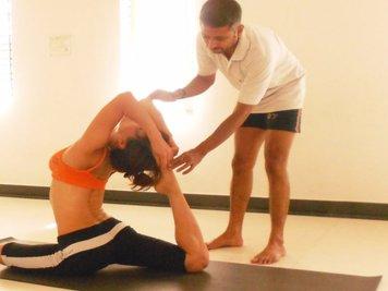 Mysore Hatha Yoga Kendra 27 Nights / 28 Days Ashtanga Yoga Teacher's Training Level-1 RYS200