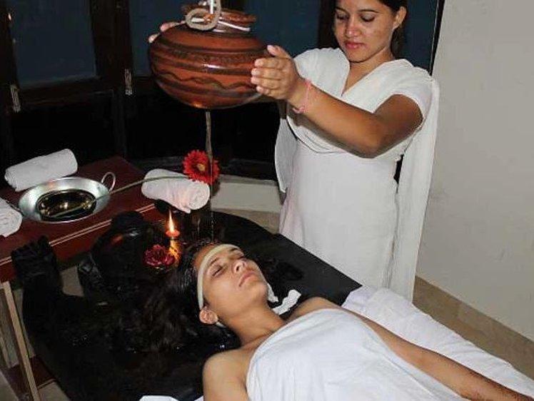 Sandhya Sulphur Hot Springs Health Care Wellness Break 1