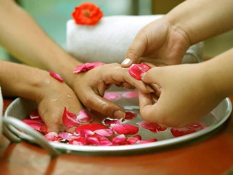Sandhya Sulphur Hot Springs Health Care Wellness Break 2