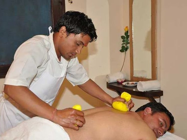 HOT SPRING – HEALTH CARE Ayurveda Body Balancing Programe (SAMA DOSHA PROGRAMME) 4