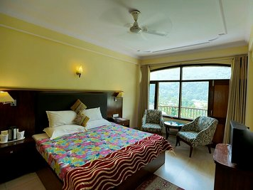 Sandhya Sulphur Hot Springs Health Care Detox/Rejuvenation Package Deluxe Room