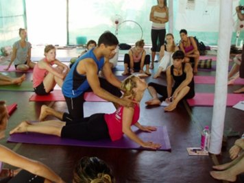 Yoga Mystica  Yoga Teacher Training