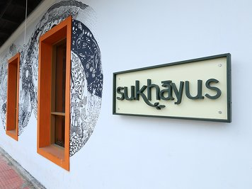 Sukhayus Ayurveda Wellness Heritage - Fort Kochi Cochin India