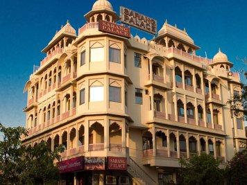Hotel Sarang Palace Wellness Break