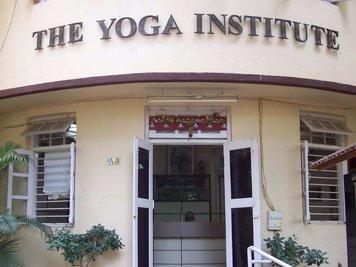 The Yoga Institute Mumbai India